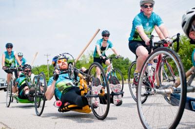 Cycle to the Sea Carolinas HealthCare System